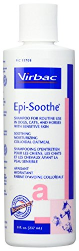 Best of – Virbac Epi-Soothe Shampoo, 8 oz – FREE SHIPPING
