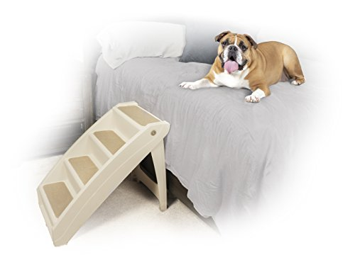 Best of – Solvit PetSafe PupSTEP Plus Pet Stairs, X-Large, Foldable Steps for Dogs and Cats, Best for Medium to Large Pets – FREE SHIPPING