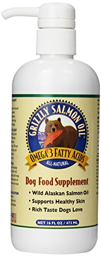 Effective – Grizzly Salmon Oil 16oz – FREE SHIPPING