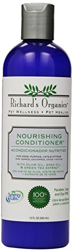 Best of – SynergyLabs Richard's Organics Nourishing Conditioner; 12 fl. oz. – FREE SHIPPING