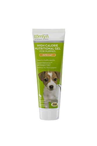 Best of – Tomlyn High Calorie Nutritional Gel for Puppies, (Nutri-Cal) 4.25 oz – FREE SHIPPING