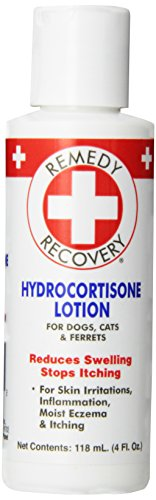 Best of – Remedy + Recovery Hydrocortisone Lotion .05% for Dogs, 4-Ounce – FREE SHIPPING