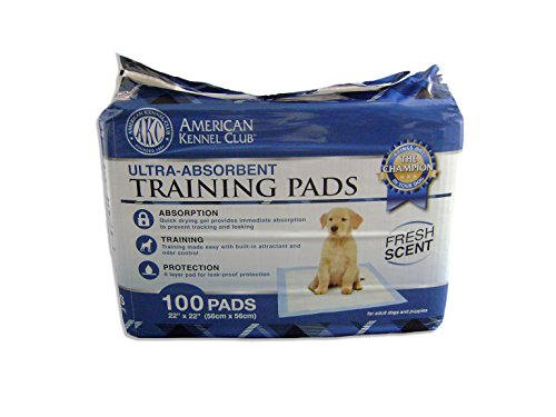 Best of – AKC Training Pads, 100-Pack – FREE SHIPPING