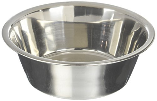 Best of – Bergan Stainless Steel Dog Bowl, 11-Cup – FREE SHIPPING