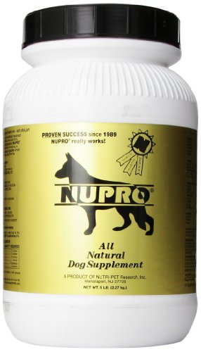 Best of – Nutri-Pet Research Nupro Dog Supplement, 5-Pound – FREE SHIPPING