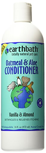 Best of – Earthbath All Natural Oatmeal and Aloe Conditioner, 16-Ounce – FREE SHIPPING