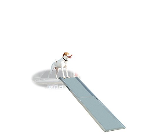 Best of – Solvit PetSafe Deluxe Extra-Long Telescoping Pet Ramp, Longer Length Dog Ramp for Steep Inclines – FREE SHIPPING