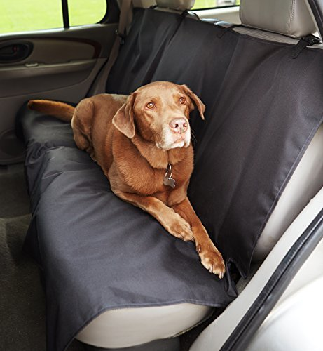 Best of – AmazonBasics Waterproof Car Bench Seat Cover for Pets – FREE SHIPPING