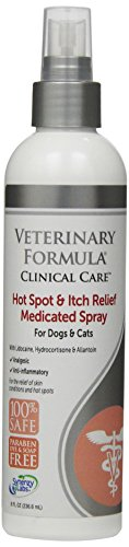 Best of – SynergyLabs Veterinary Formula Clinical Care Hot Spot & Itch Relief Medicated Spray for Dogs & Cats; 8 fl. oz. – FREE SHIPPING