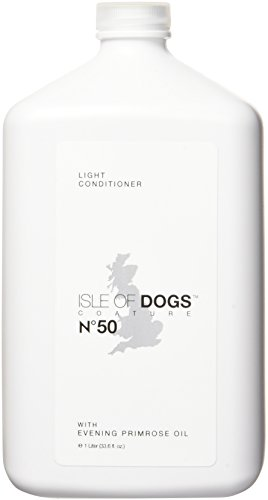 Isle of Dogs Coature No. 50 Light Management Dog Conditioner for Dry Hair, 1 liter
