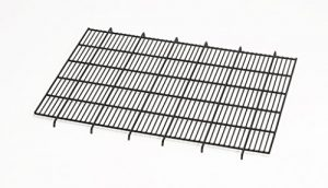 Floor Grid for Dog Crate | Elevated Floor Grid Fits MidWest Folding Metal Dog Crate Models 1630, 1630DD, 730UP