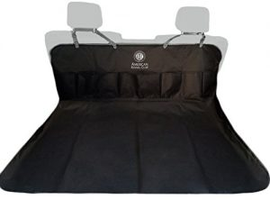 American Kennel Club AKC 2 in 1 car seat cover with 5 Pockets