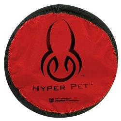 Hyper Pet Flippy Flopper Fetch Dog Toy, Colors May Vary