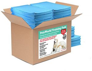 50 Count 23×36 Extremely Strong & Super Absorbent Puppy Training Pads, WON`T LEAK OR SPREAD