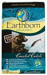 Earthborn Holistic Coastal Catch, 14 Pound Bag