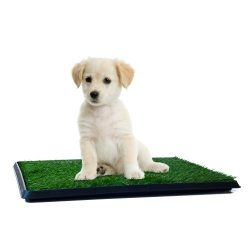 PETMAKER Puppy Potty Trainer – The Indoor Restroom for Pets 16 x 20