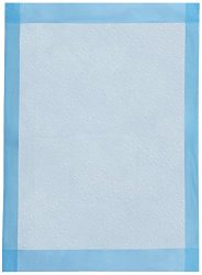 Woofpads Basic Tissue Protective Pet Puppy Cat Pads, 17″ x 24″, Case of 300