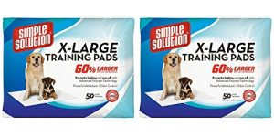 Simple Solution Training Pads, 100 Pads, Extra Large