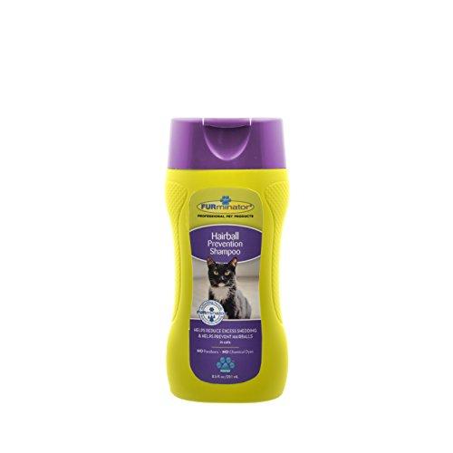 Furminator Hairball Prevention Shampoo deShedding Formula, 8.5-Ounce