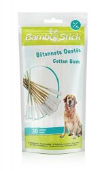 BambooStick Single Pack Cotton Buds, Large/Xlarge