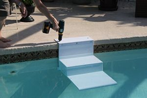 Paws Aboard 5300 PoolPup Steps Small