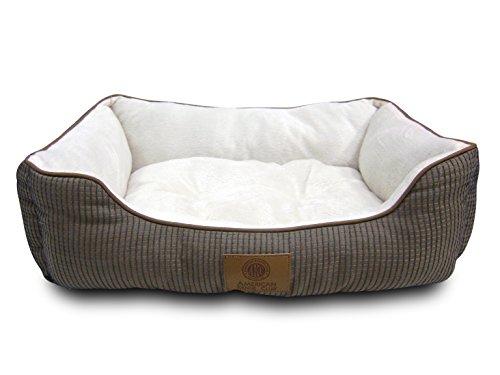 AKC Box Weave Solid Cuddler