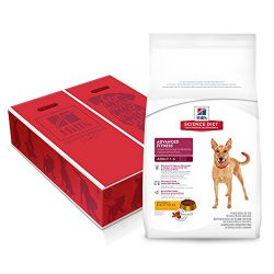 Hill's Science Diet Adult Advanced Fitness Dog Food, Chicken & Barley Dry Dog Food, 35 lb Bag
