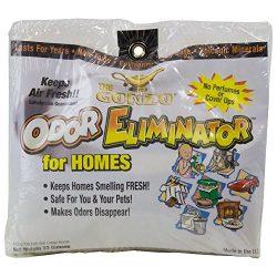 Gonzo Odor Eliminating Rocks – 32 oz – Pet Cigarette Smoke Paint Garbage Odor Eliminator For Car Home Gym Bag Basement Locker Room