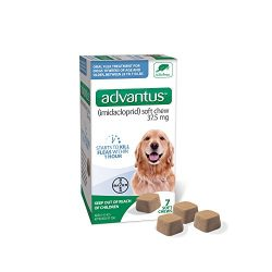 Advantus 7 Soft Chew for Large Dog, 4 lb or Greater
