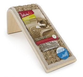 Petlinks Mix-n-Scratch Seagrass Scratch Ramp