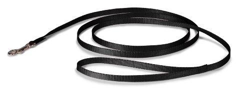 PetSafe Nylon Leash, 3/8″ x 6′, Black