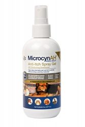 Manna Pro MicrocynAH Anti-Itch Spray Gel, 8 oz