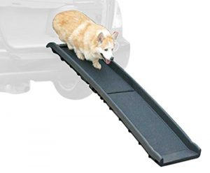 Guardian Gear Vehicle Ramps for Dogs – Black 62″ L x 16″ W x 4″ H