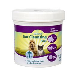 Excel Ear Cleansing Pads For Cats and Dogs, 90-Count