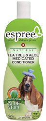 Espree Tea Tree & Aloe Medicated Conditioner, 20 oz