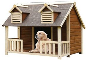 Major-Q 19th Century Style Old Home Dog House