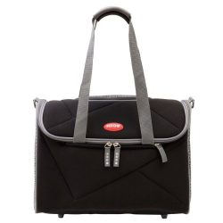 Argo by Teafco Pet Avion Airline Approved Pet Carrier, Black, Medium