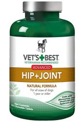 Vet's Best Advanced Hip and Joint Dog Supplements