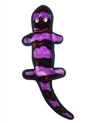 Ethical Pets Spot Skinneeez extreme Lizard Stuffingless Dog Toy, Assorted, 20″