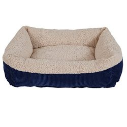 Aspen Pet Self-Warming 24 X 20 Dog Bed, Color May Vary