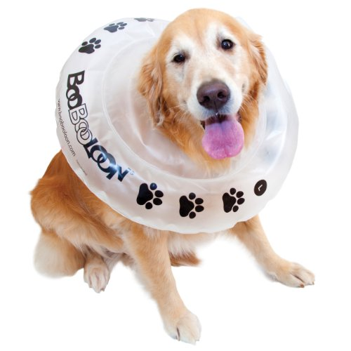 BooBooLoon Inflatable Pet Recovery Collar 1 Large Size