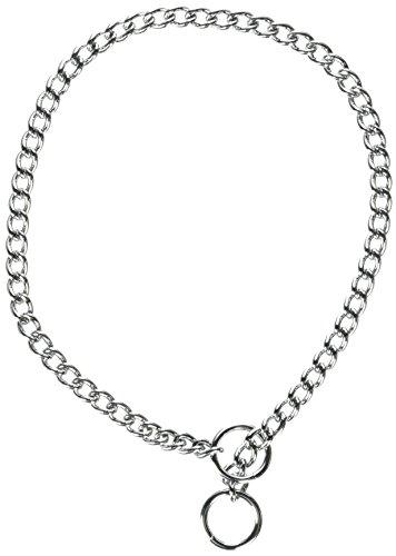 Coastal Pet Products DCP552522 22-Inch Titan Medium Chain Dog Training Choke/Collar with 2.5mm Link, Chrome