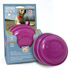 Kurgo Extra Discs for Winga(TM) Thrower Dog Toy, 2 Discs