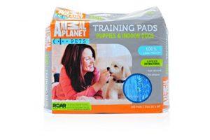 Animal Planet 23406 Indoor Puppy Training Pads, 22″ x 22″