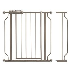 Evenflo Easy Walk Thru Doorway Gate, Tan