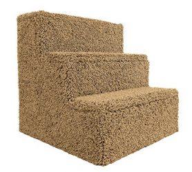 New Cat Condos Premier Pet Stairs, Brown