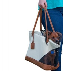 Pet Gear Tote Bag Carrier for Cats/Dogs, Storage Pocket, Removable Washable Liner, Zippered Top and Mesh Windows