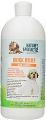 Nature's Specialties Quick Relief Neem Shampoo for Pets, 32-Ounce