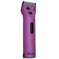 Wahl Professional Animal ARCO Cordless Pet Dog Cat Horse Clipper Trimmer Grooming Kit #8786-1001