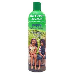 Furrever Puppy Shampoo and Conditioner for Dogs, 16 Ounces